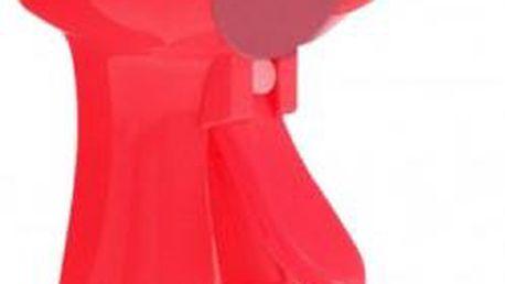 Vodní větráček s rozprašovačem - růžová