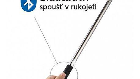 Selfie tyčka stativ - bluetooth ovládání
