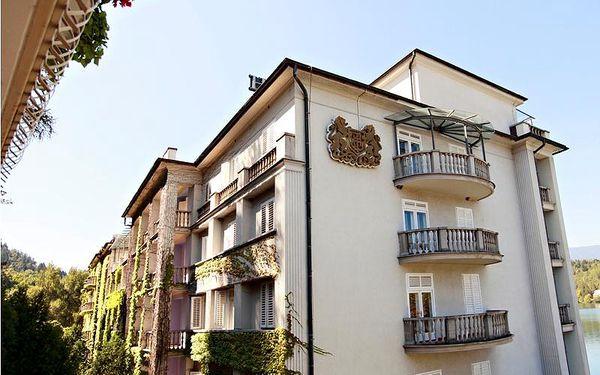 Slovinsko - Bled na 4 až 6 dní, polopenze s dopravou vlastní