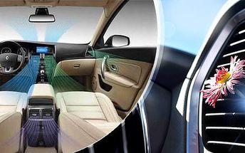 Kompletní servis klimatizace v autě + chladící médium, Praha 4 - Braník