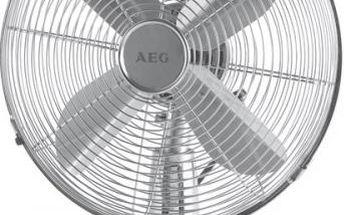Ventilátor AEG VL 5526 nerez