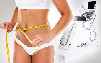 10x či 20x cvičení ve Vacushape a masáž na Bodyrollu v brněnském studiu Slim Body