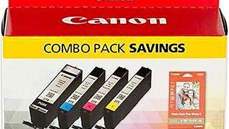 Canon PGI-570PGBK/CLI-571 CMYK Multipack - 0372C004