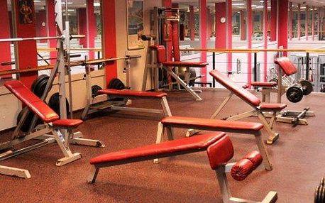 Vstup do fitness Vagon na Národní třídě