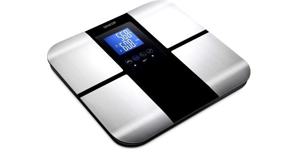 Sencor Osobní váha SBS 6015 BK