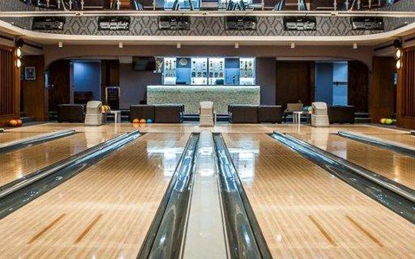 2 hodiny bowlingu v Xbowling Strašnice