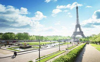 5denní zájezd s ubytováním do Paříže s návštěvou Versailles a Remeše pro 1