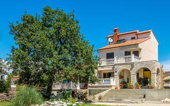 Chorvatsko - Apartmány 1318-136 - Riviéra Medulin / bez stravy, vlastní doprava, 13 nocí, 3 osoby