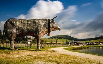 Nejkrásnější zájezd do Medvědí soutěsky ve Štýrsku