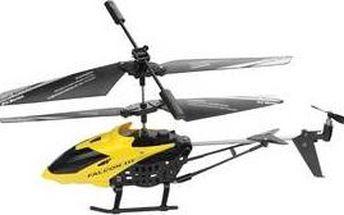RC vrtulník Buddy Toys BRH 319031 Falcon černý/žlutý