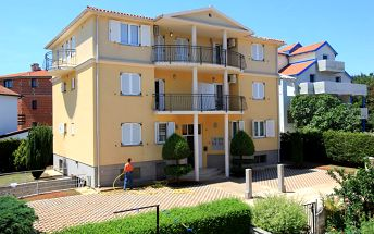 Chorvatsko - Apartmány 1318-272 - Riviéra Medulin / bez stravy, vlastní doprava, 14 nocí, 6 osob