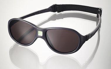 Ki ET LA Chlapecké sluneční brýle JokaKi (12-30 měsíců) - tmavě šedé