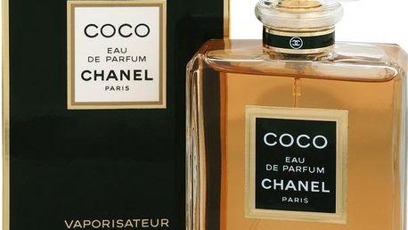 Chanel Coco - parfémová voda s rozprašovačem 50 ml