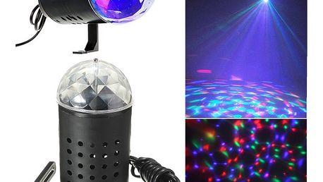Rotující disko světlo