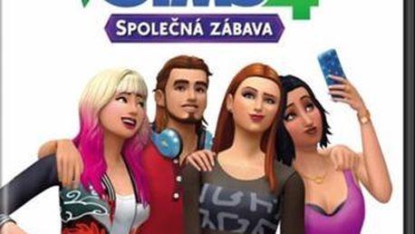 PC The Sims 4 - Společná zábava - rozšíření; EAPC05147