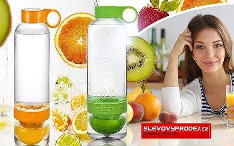 0,75 l Lahev CITRUSZINGER včetně poštovného pro výrobu osvěžujícího nápoje bez kalorií
