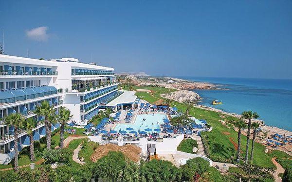 Kypr - Agia Napa na 12 dní, all inclusive s dopravou letecky z Prahy