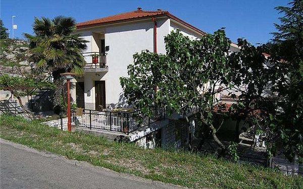 Chorvatsko - Apartmány 1347-11 - Ostrov Krk / bez stravy, vlastní doprava, 15 nocí, 2 osoby
