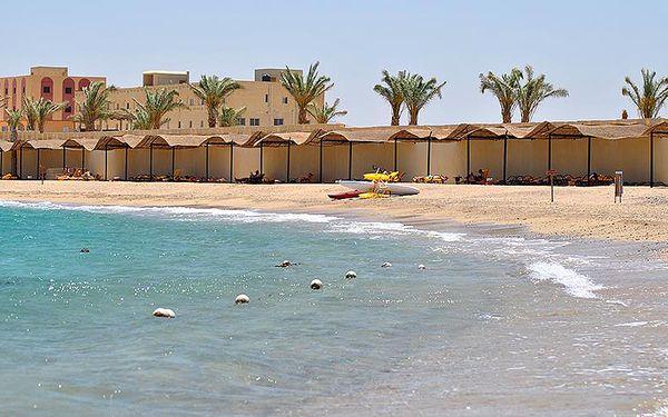 Hotel Coral Sun Beach, Egypt, Hurghada, 7 dní, Letecky, All inclusive, Alespoň 4 ★★★★, sleva 36 %, bonus (Levné parkování na letišti: 8 dní 499,- | 12 dní 749,- | 16 dní 899,- )