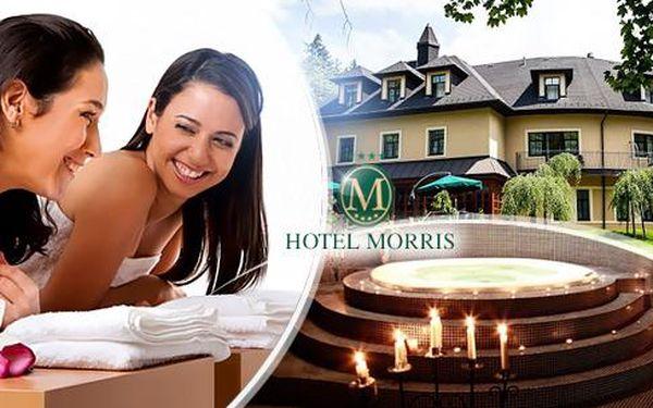 Dámská jízda v Golf hotelu Morris Mariánské Lázně: 3 dny pro 2 osoby s polopenzí a wellness