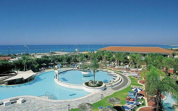 Kypr, Ayia Napa, letecky na 8 dní se snídaní