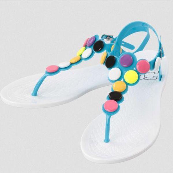 Parfemované dámské sandálky Nicky