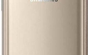 Pouzdro na mobil flipové Samsung Clear View pro Galaxy S7 (EF-ZG930C) (EF-ZG930CFEGWW) zlaté