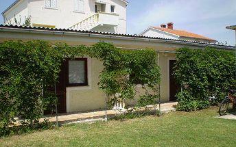 Chorvatsko - Apartmány 1350-176 - Riviéra Zadar / bez stravy, vlastní doprava, 14 nocí, 4 osoby