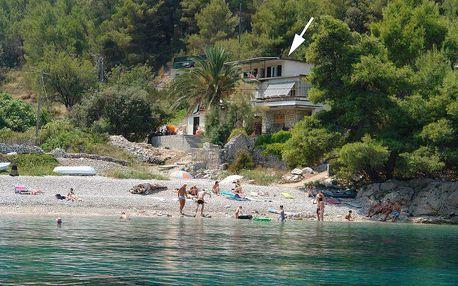 Chorvatsko - Robinzonáda Bolat - Ostrov Hvar / bez stravy, vlastní doprava, 6 nocí, 6 osob