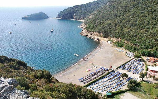 Itálie - Elba na 8 dní, bez stravy s dopravou vlastní