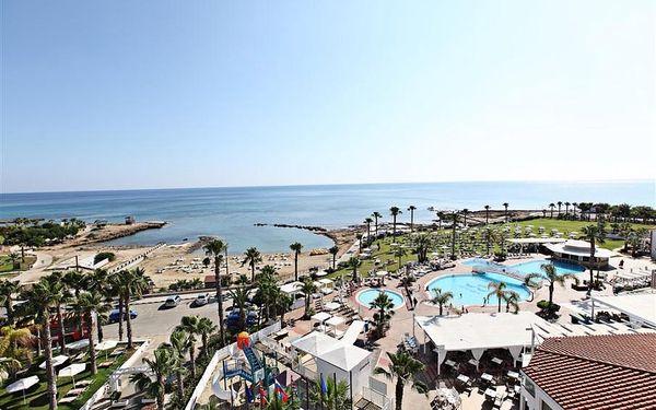 Kypr, Protaras, letecky na 8 dní s all inclusive