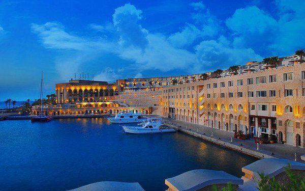 Egypt - Hurghada na 8 až 11 dní, all inclusive nebo ultra all inclusive s dopravou letecky z Prahy nebo letecky z Brna