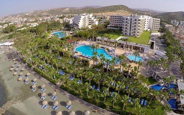 Kypr - Limassol na 8 až 11 dní, polopenze nebo snídaně s dopravou vídeň