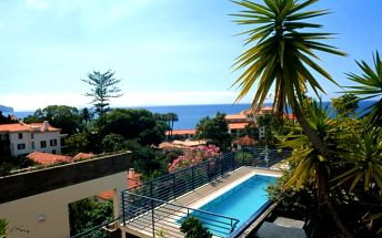 Madeira - Funchal na 8 dní, polopenze, snídaně nebo bez stravy s dopravou letecky z Prahy