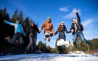 Silvestr na horách? Vydejte se na 3 nebo 5 nocí do hotelu Maxov v Jizerských horách a prožijte nezapomenutelný Nový rok!