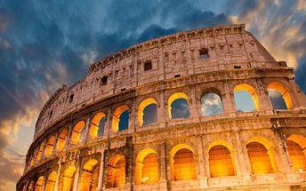 5denní zájezd - Pompeje, Vesuv, Herculaneum a Řím