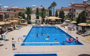 Kypr - Larnaca na 8 až 12 dní, polopenze, snídaně nebo bez stravy s dopravou budapešť (+1) nebo budapešť