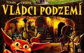 Hra Mindok Vládci podzemí