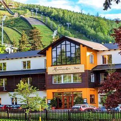 48% sleva na víkend v hotelu Harrachov Inn s terapeutem Milanem Koutným v září