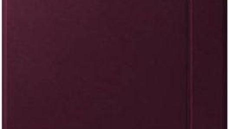 Pouzdro na tablet Samsung pro Galaxy Tab A 9,7'' (EF-BT550BQ) (EF-BT550BQEGWW) vínové