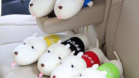 Osvěžovač vzduchu do auta či kanceláře - 7 barev - poštovné zdarma