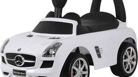 BUDDY TOYS Odrážedlo Mercedes bílé