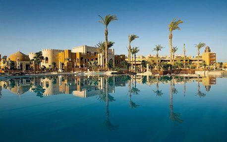 Egypt - Hurghada na 8 až 15 dní, all inclusive s dopravou budapešť (+1) nebo letecky ze Sliače