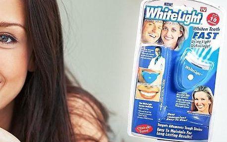 White light pro dokonale bílé zuby