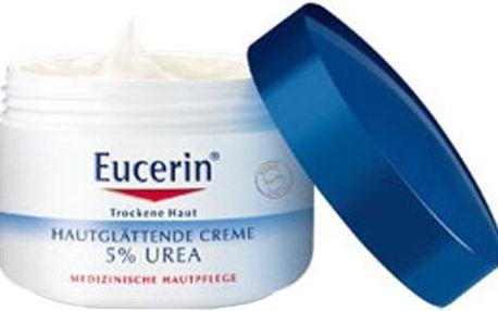 Eucerin krém na tělo na suchou pokožku 5% urea 75 ml + SEFIROS Vzorek kosmetiky z Mrtvého moře