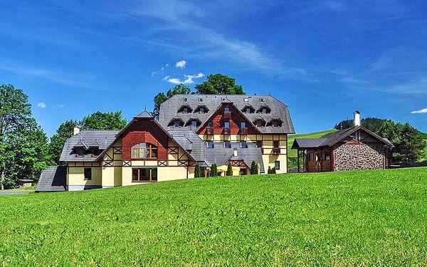 Wellness pobyt na severu Slovenska pro DVA s polopenzí nebo All inclusive