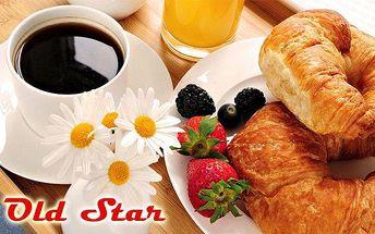 20% sleva na útratu v pražské kavárně Cafe&Wine – Old Star