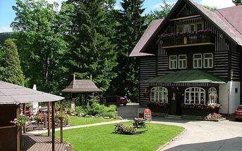 3 nebo 5 dní ve Špindlu: sauna neomezeně!