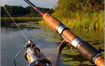 Úžasná akce plná ryb a relaxace! Celodenní povolenka na chytání ryb v krásném prostředí Mlýnu na Salaši. Rychle nachystejte udice, ať vám akce neuplave.