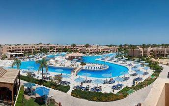 Egypt - Hurghada na 8 až 15 dní, light all inclusive s dopravou letecky z Prahy nebo letecky z Ostravy